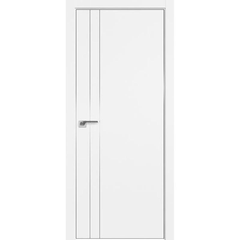 Дверь 42SMK Белый матовый Профиль Дорс