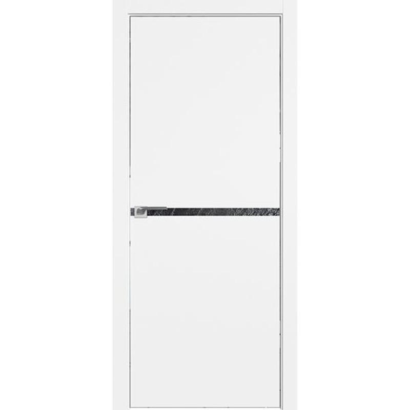 Дверь 46SMK Белый матовый Профиль Дорс