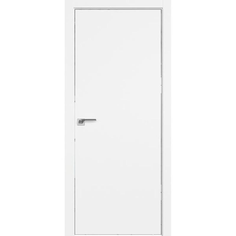 Дверь 1SMK Белый матовый Профиль Дорс