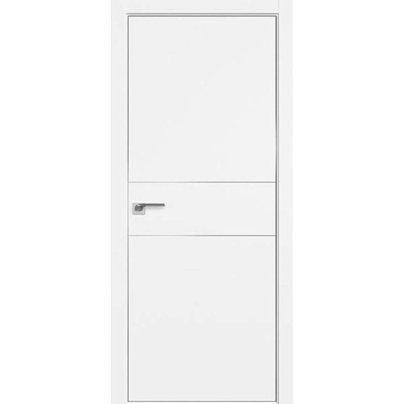 Дверь 41SMK Белый матовый Профиль Дорс