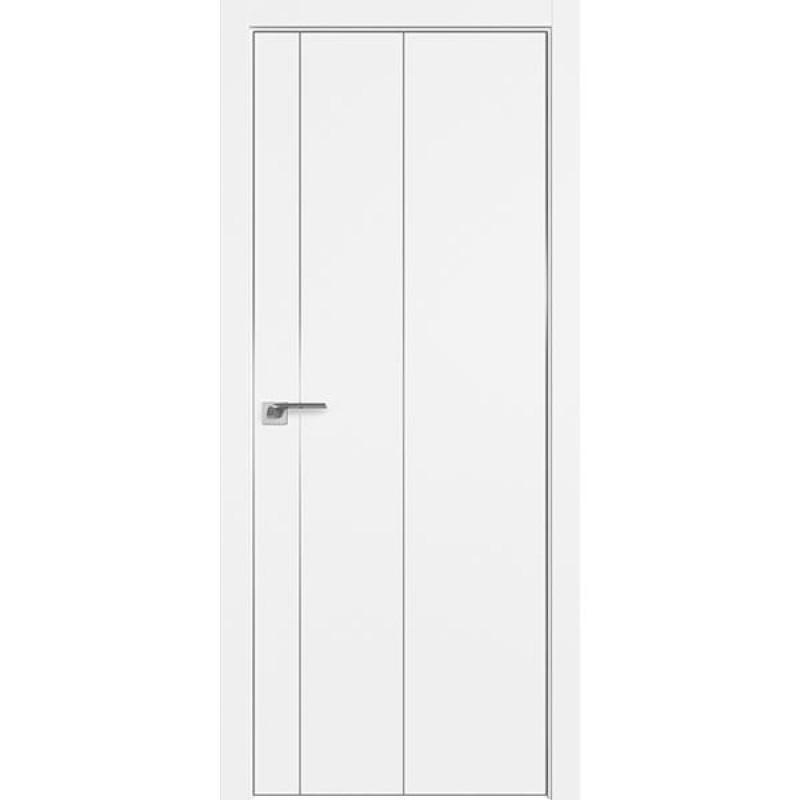 Дверь 43SMK Белый матовый Профиль Дорс
