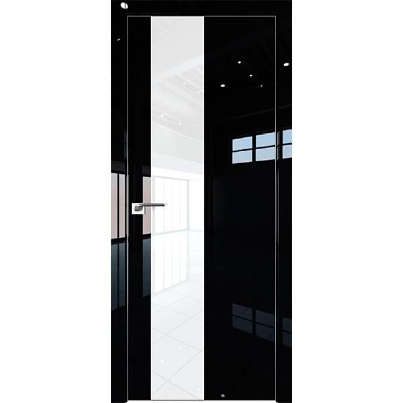 Дверь 5LK Черный люкс Профиль Дорс