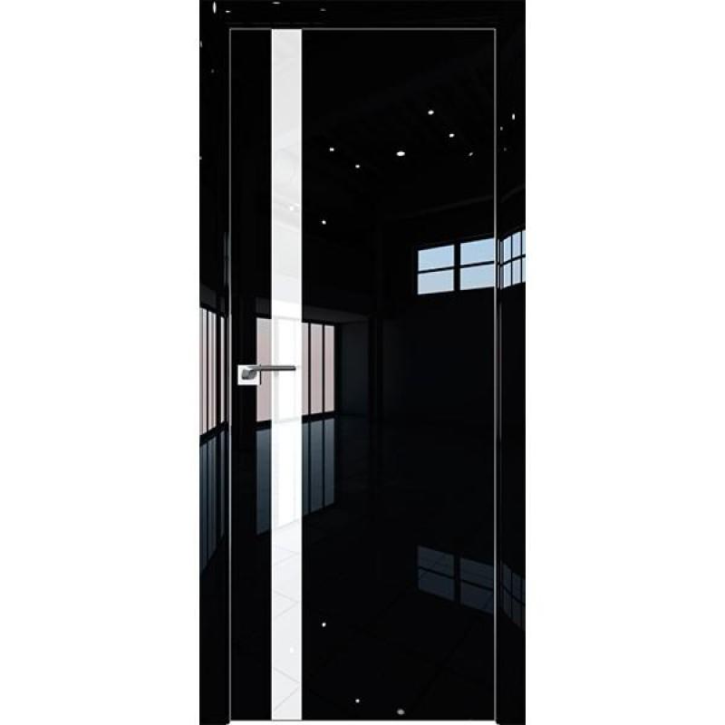 Дверь 6LK Черный люкс Профиль Дорс