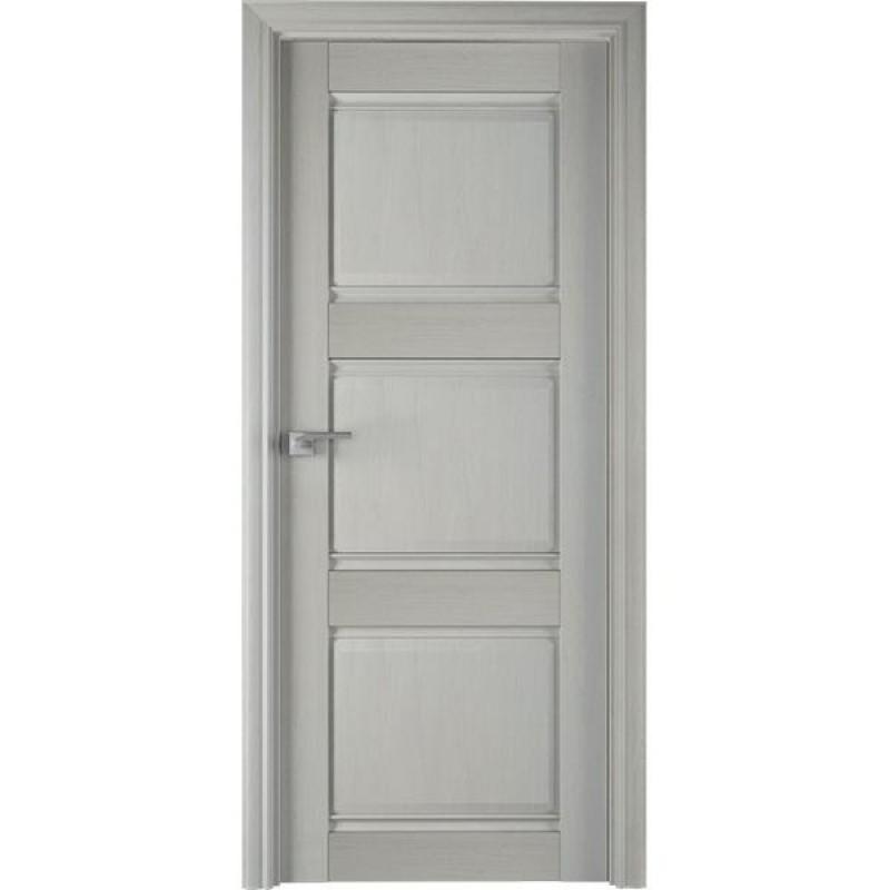 Дверь 3Х Эш вайт Профиль Дорс