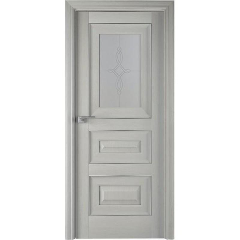 Дверь 26Х Эш вайт Профиль Дорс
