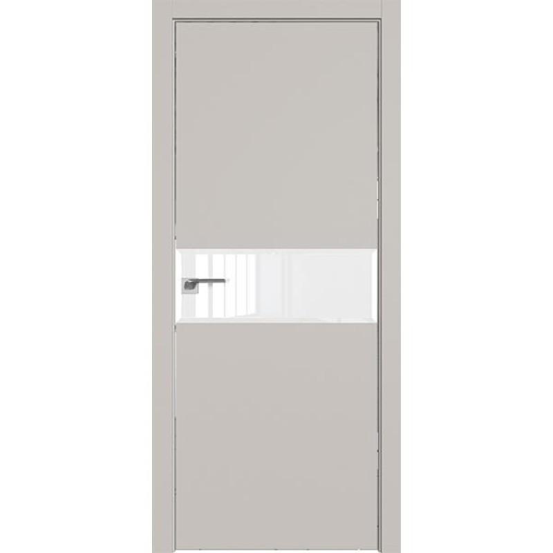 Дверь 4SMK Галька матовый Профиль Дорс
