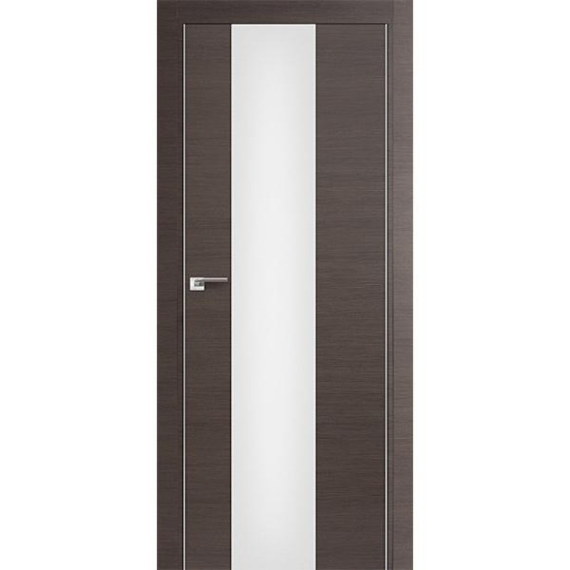 Дверь 15Z Грей кроскут Профиль Дорс