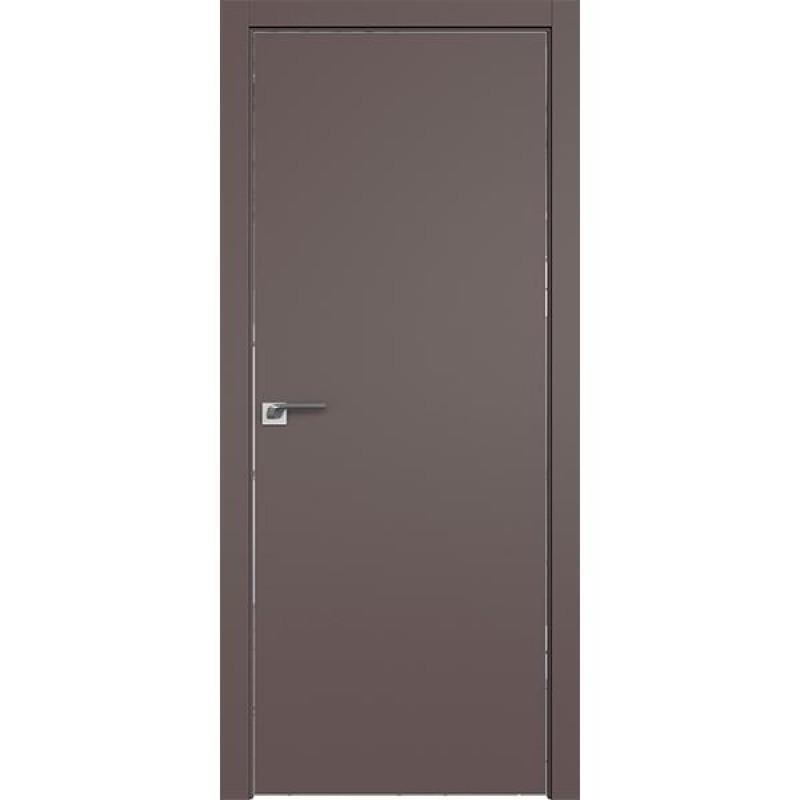 Дверь 1SMK Какао матовый Профиль Дорс