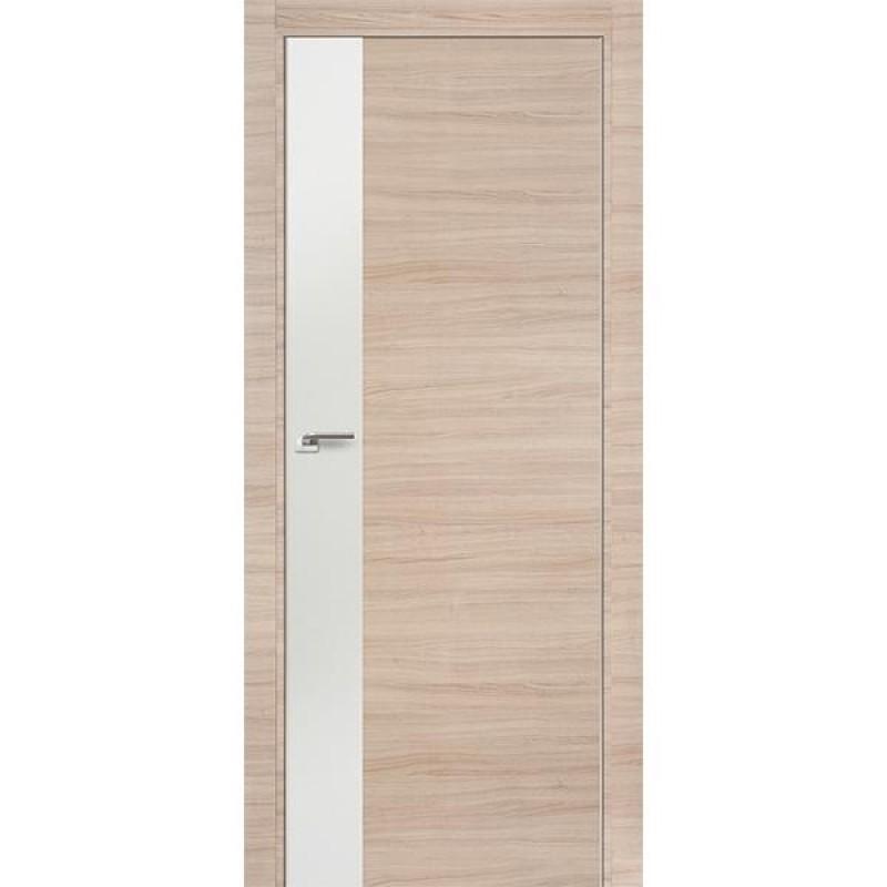 Дверь 14Z Капуччино кроскут Профиль Дорс
