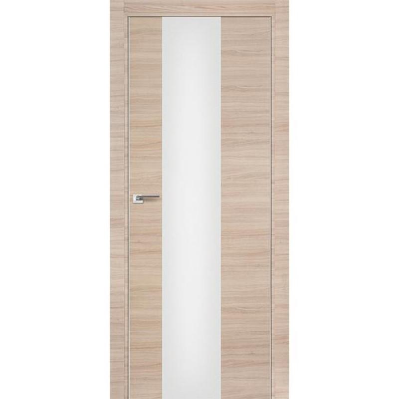 Дверь 15Z Капуччино кроскут Профиль Дорс