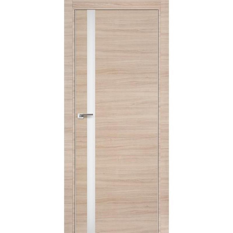 Дверь 17Z Капуччино кроскут Профиль Дорс