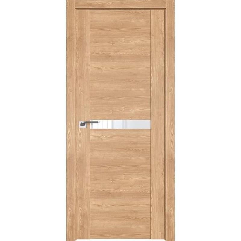 Дверь 2.01XN Каштан натуральный-02 Профиль Дорс