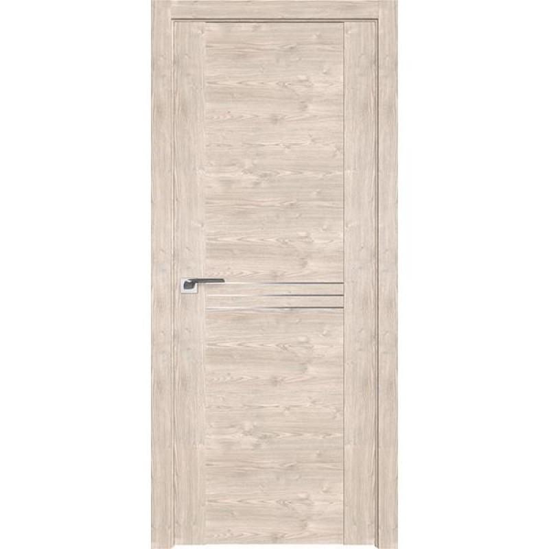 Дверь 150XN Каштан светлый-02 Профиль Дорс