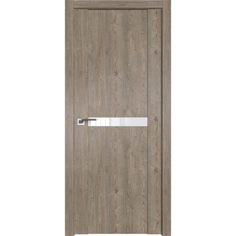 Дверь 2.02XN Каштан темный-02 Профиль Дорс