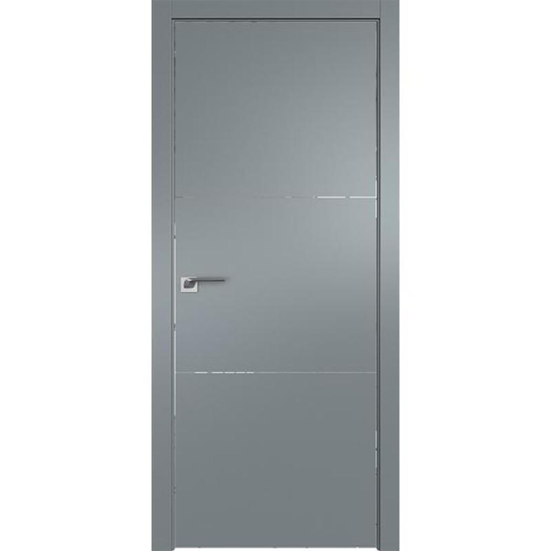 Дверь 44SMK Кварц матовый Профиль Дорс