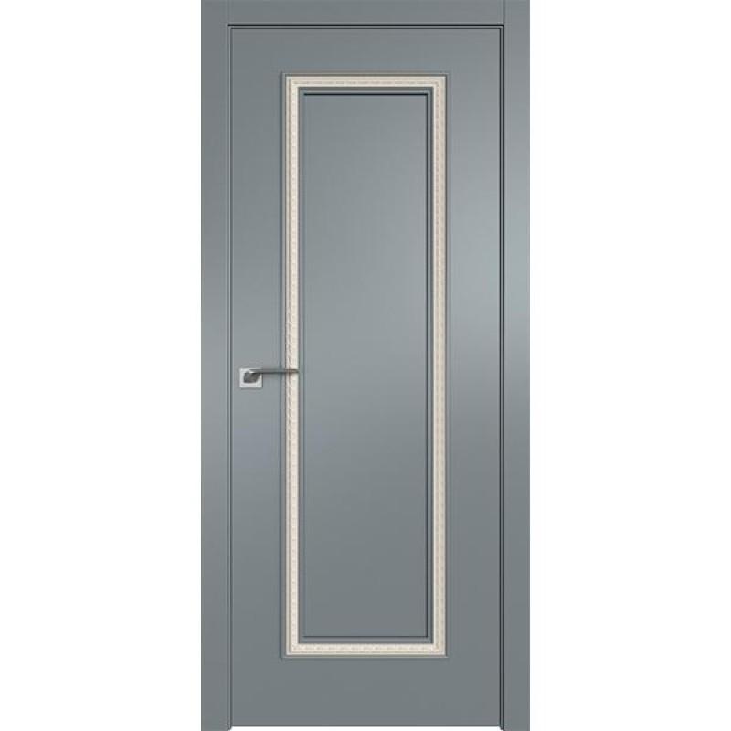 Дверь 60SMK Кварц матовый Профиль Дорс