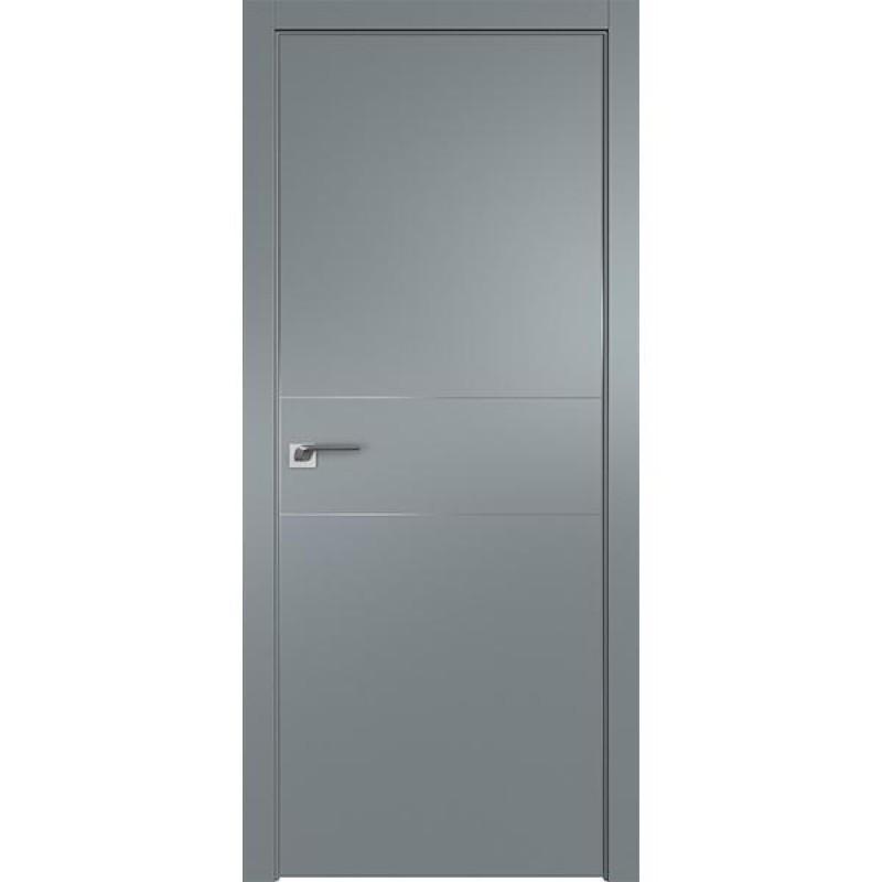 Дверь 41SMK Кварц матовый Профиль Дорс