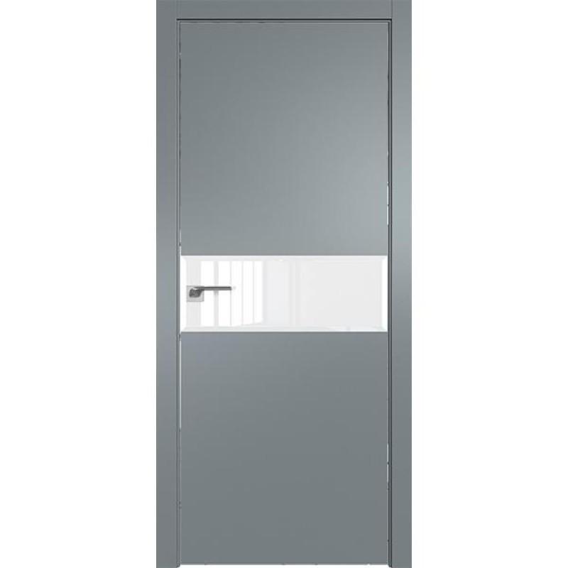 Дверь 4SMK Кварц матовый Профиль Дорс