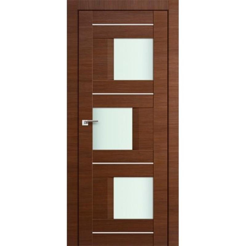 Дверь 13Х Малага черри кроскут Профиль Дорс