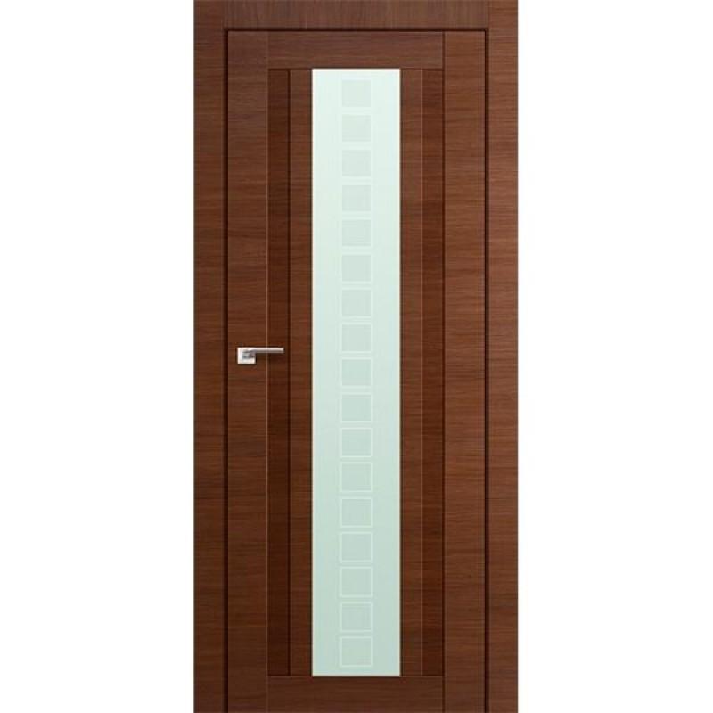 Дверь 16Х Малага черри кроскут Профиль Дорс