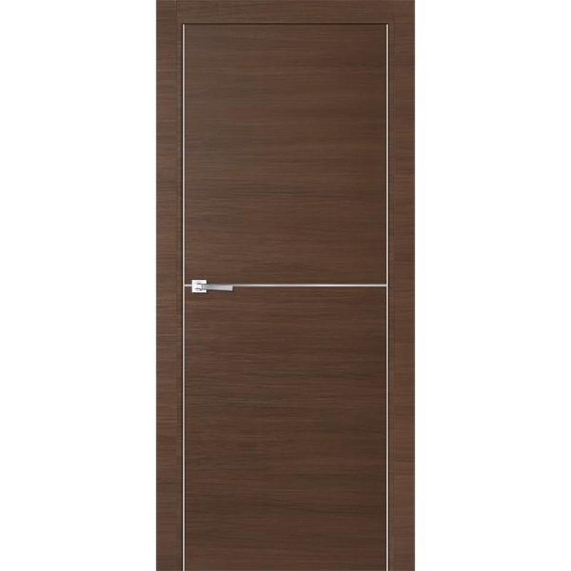 Дверь 12Z Малага черри кроскут Профиль Дорс