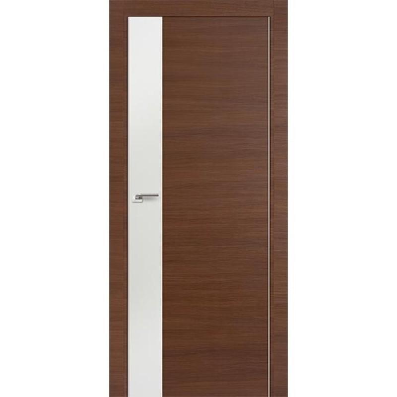 Дверь 14Z Малага черри кроскут Профиль Дорс