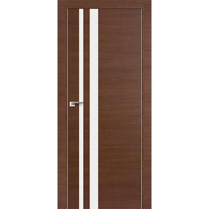 Дверь 16Z Малага черри кроскут Профиль Дорс