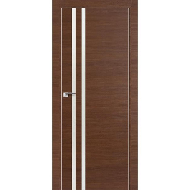 Дверь 19Z Малага черри кроскут Профиль Дорс
