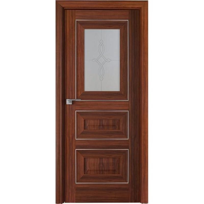Дверь 26Х Орех амари Профиль Дорс