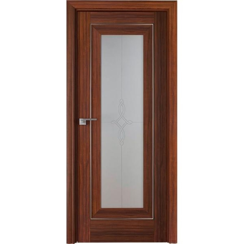 Дверь 24X Орех амари Профиль Дорс