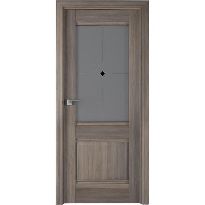 Дверь 2Х Орех пекан Профиль Дорс