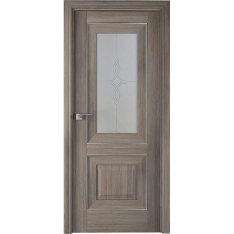 Дверь 28Х Орех пекан Профиль Дорс