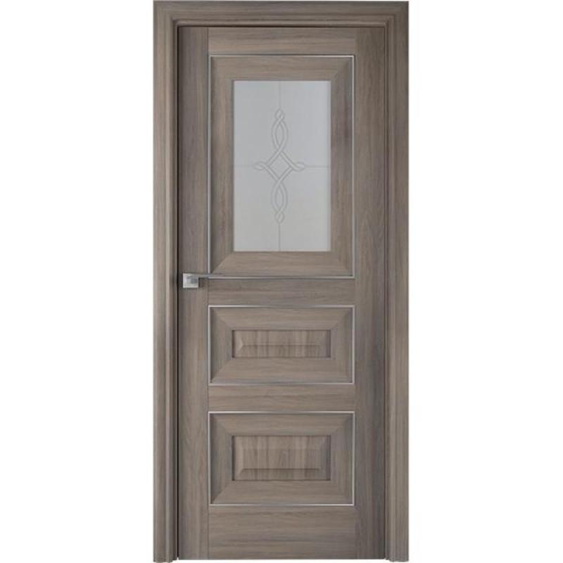 Дверь 26Х Орех пекан Профиль Дорс