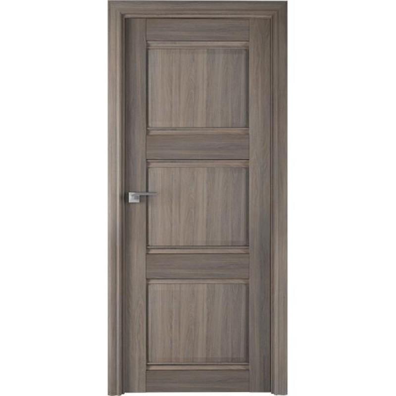 Дверь 3Х Орех пекан Профиль Дорс