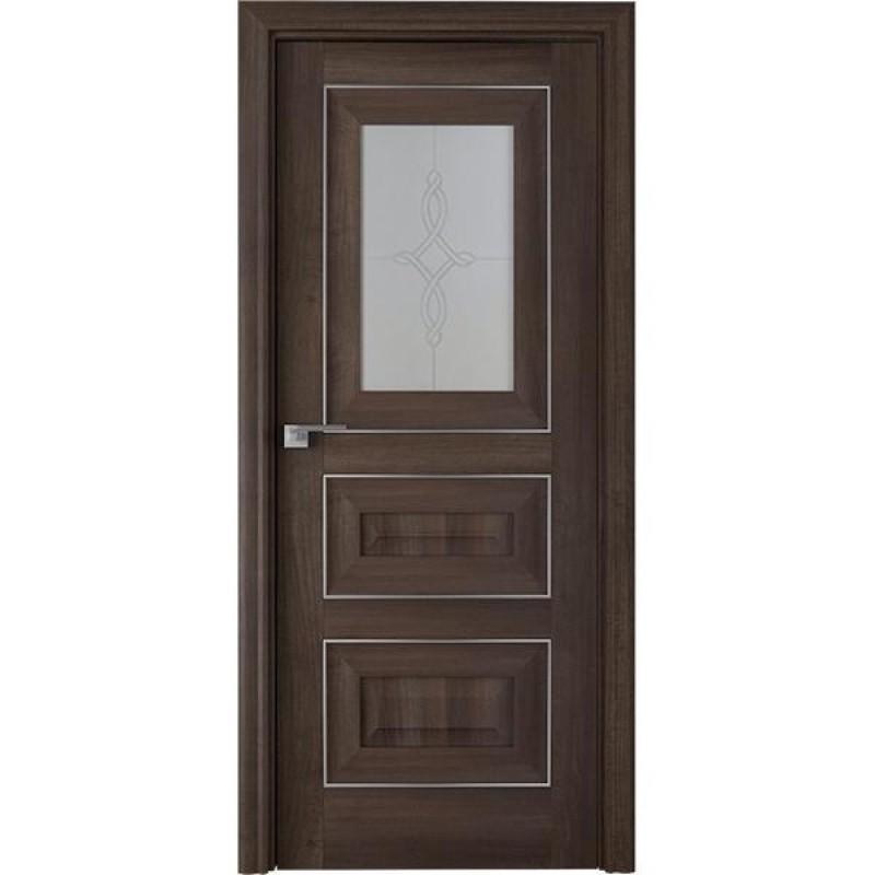Дверь 26Х Орех сиена Профиль Дорс