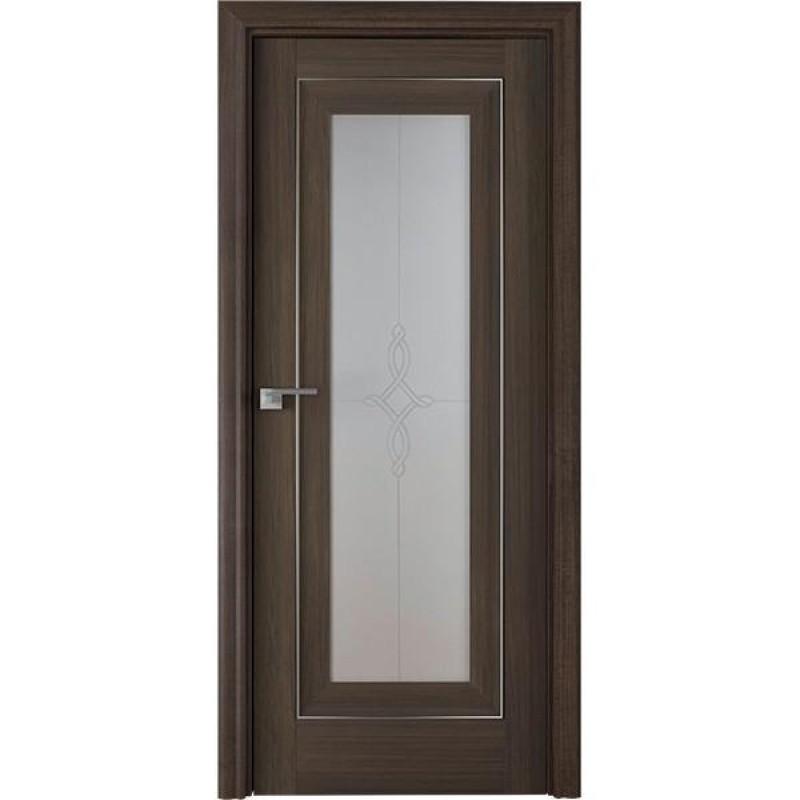 Дверь 24Х Орех сиена Профиль Дорс