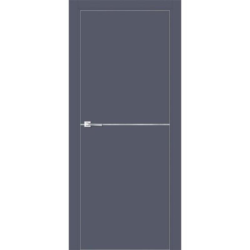 Дверь 12Е Антрацит Профиль Дорс