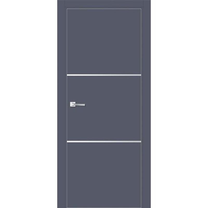 Дверь 2Е Антрацит Профиль Дорс