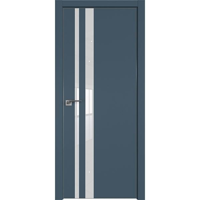 Дверь 16Е Антрацит Профиль Дорс