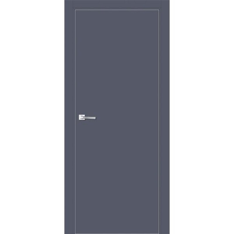 Дверь 1Е Антрацит Профиль Дорс