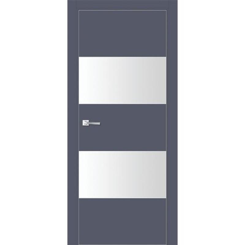 Дверь 10Е Антрацит Профиль Дорс