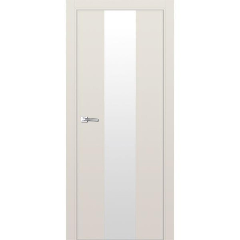 Дверь 25Е Магнолия сатинат Профиль Дорс