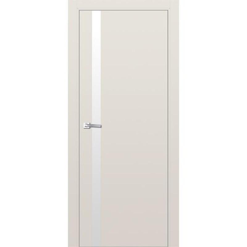 Дверь 6Е Магнолия сатинат Профиль Дорс