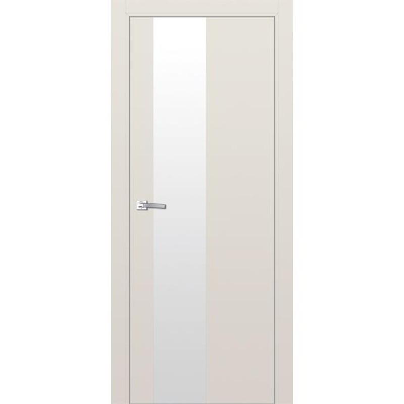 Дверь 5Е Магнолия сатинат Профиль Дорс