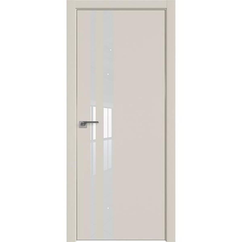 Дверь 16Е Магнолия сатинат Профиль Дорс