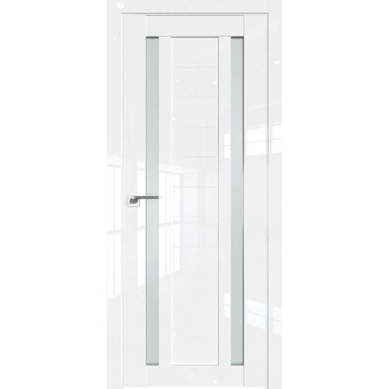 Дверь 15L Белый люкс Профиль Дорс