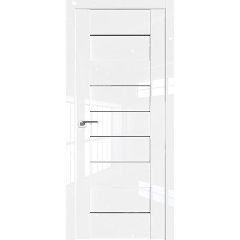 Дверь 45L Белый люкс Профиль Дорс