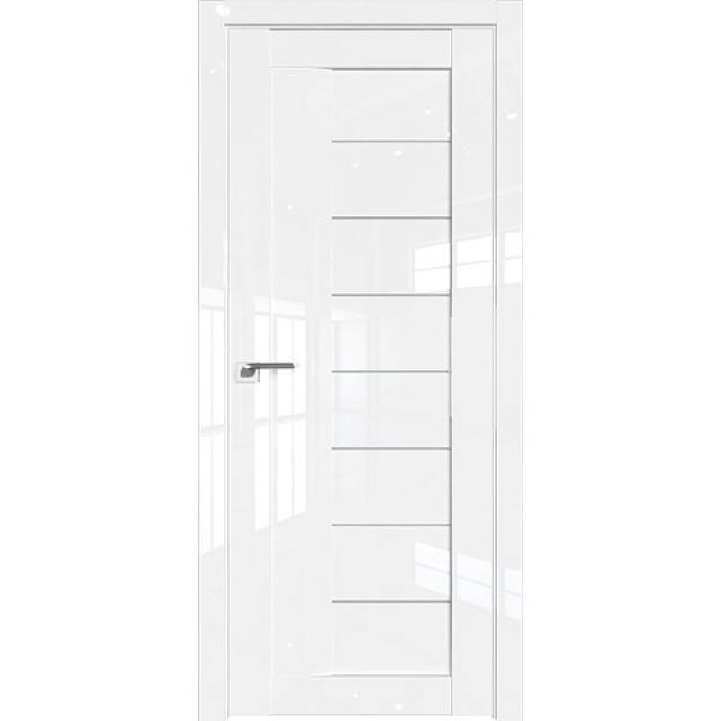 Дверь 17L Белый люкс Профиль Дорс