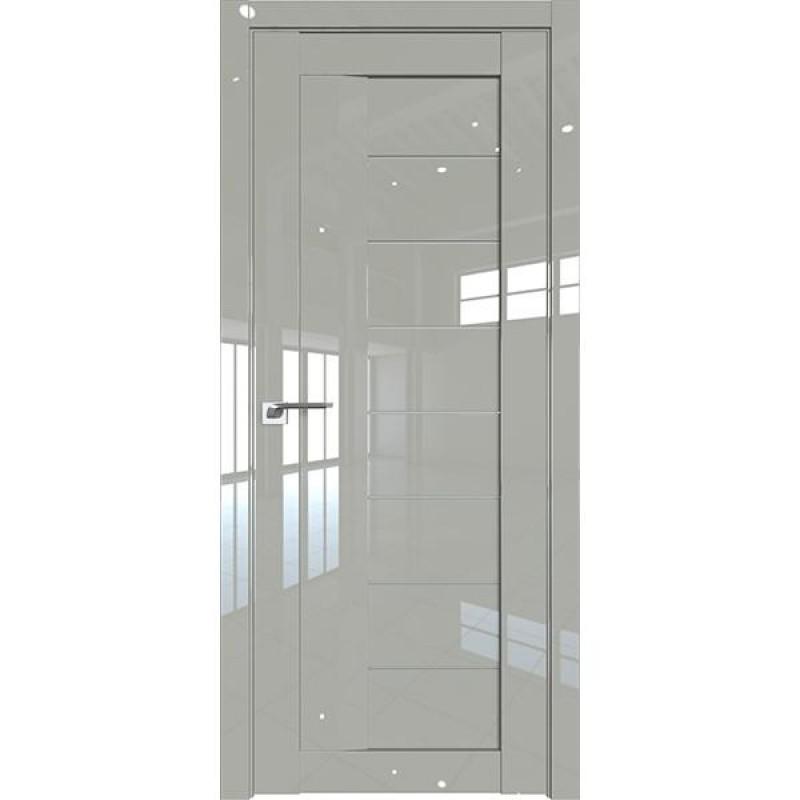 Дверь 17L Галька люкс Профиль Дорс