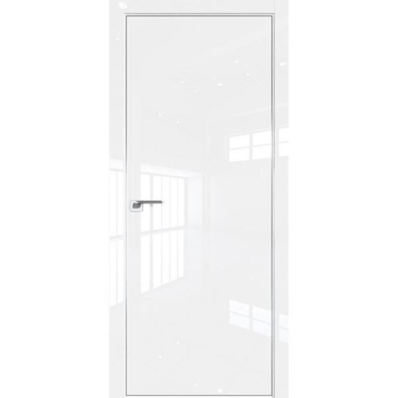 Дверь 1LK Белый люкс Профиль Дорс